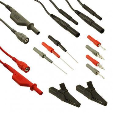 Комплект экранированных измерительных проводов Fluke STL90