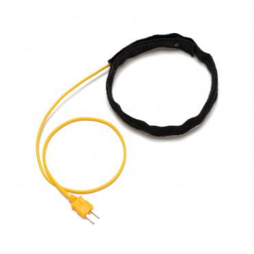 Датчик температуры Flexible Cuff, термопара Fluke 80PK-11 (типа K)