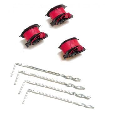 Комплект четырехполюсных электродов Fluke ES-162P4