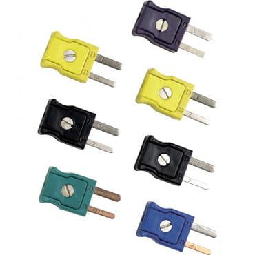 Комплект термопарных штепселей 700TC2