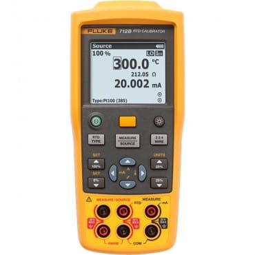 Калибратор температуры Fluke 712B/EN