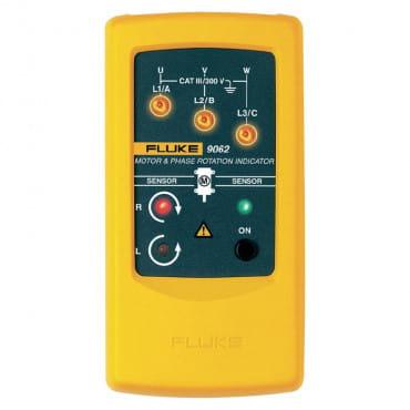 Индикатор чередования фаз и вращения электродвигателя Fluke 9062