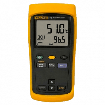 Термометр Fluke 51 II (50 Гц)