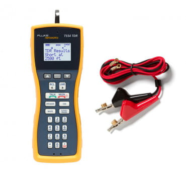 Тестер Fluke Networks TS54 Test Set с TDR, ABN