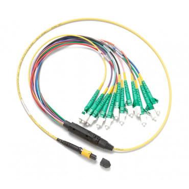 Шнур отводящий Fluke Networks SBKC-MPOAPCU-LCAP