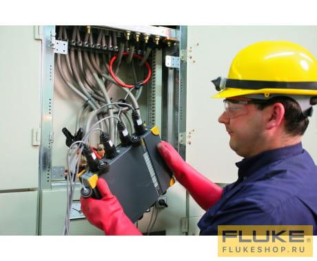 Трехфазный регистратор электроэнергии Fluke 1760TR Basic