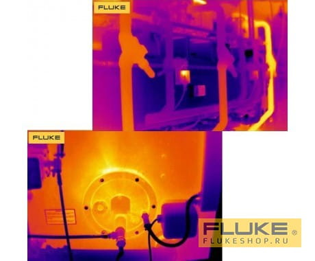 Тепловизор Fluke Ti480