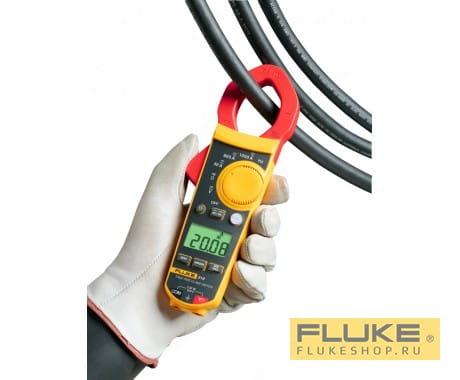 Токоизмерительные клещи с поверкой Fluke 319