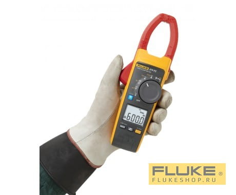 Токоизмерительные клещи Fluke 375 FC