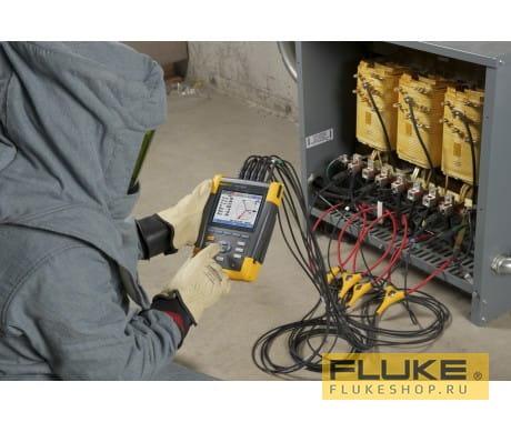 Анализатор энергии Fluke 434 II
