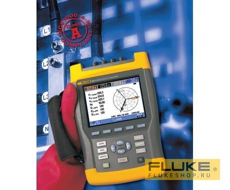 Анализатор энергии Fluke 435 II/RU