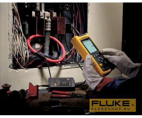 Анализатор энергии Fluke 43B/Basic