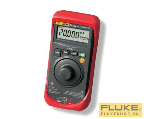 Калибратор петли тока Fluke 707Ex