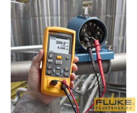Калибратор температуры Fluke 714B/RU