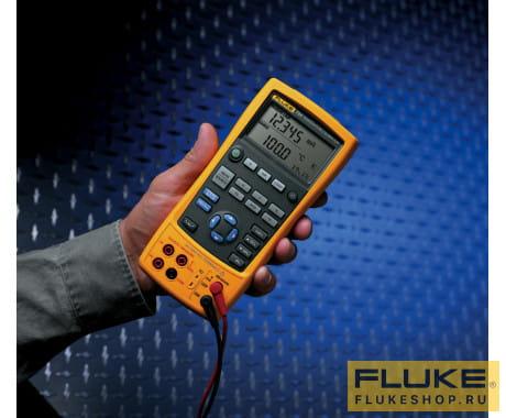 Калибратор температуры Fluke 724