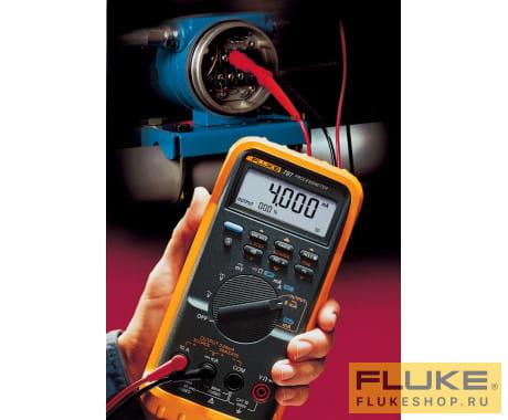 Калибратор петли тока Fluke 787