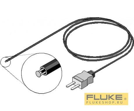 Датчик температуры точечный, термопара Fluke 80PK-1 (типа К)