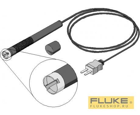 Плоский зонд Fluke 80PK-3A (типа К)