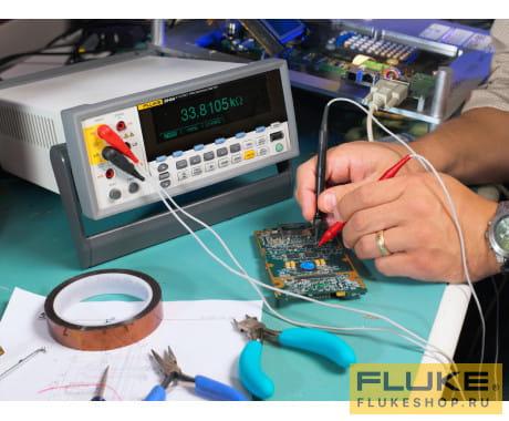 Цифровой мультиметр Fluke 8846A/C 220V