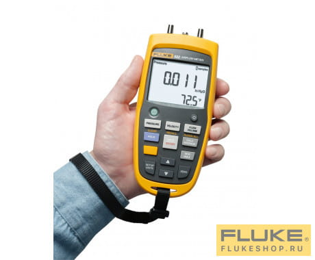 Измеритель расхода воздуха Fluke 922/Kit