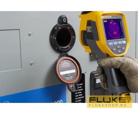 Инфракрасное окно Fluke CV200 (50 мм)