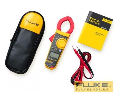 Токоизмерительные клещи с поверкой Fluke 317
