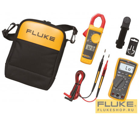 Комплект Fluke  117/323
