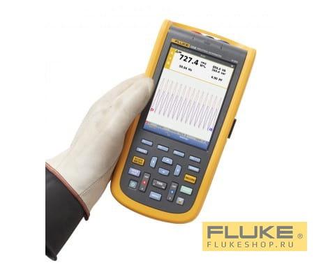 Осциллограф Fluke 125B/EU/S