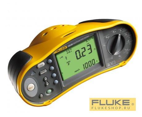 Тестер электроустановок Fluke 1654B