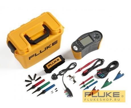 Тестер электроустановок Fluke 1664 FC