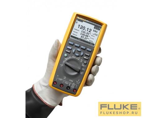 Мультиметр с поверкой Fluke 289