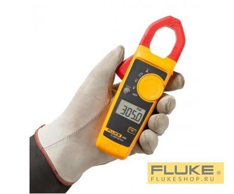 Токоизмерительные клещи с поверкой Fluke 305