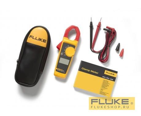 Токоизмерительные клещи с поверкой Fluke 323
