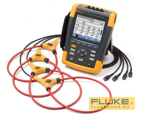Анализатор энергии Fluke 434 II/RU