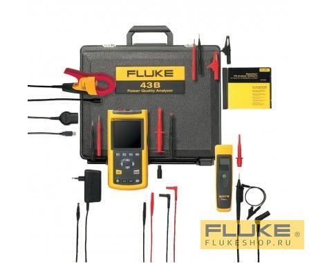 Анализатор энергии Fluke 43B