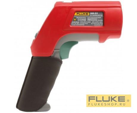 Пирометр инфракрасный Fluke 568EX/RU