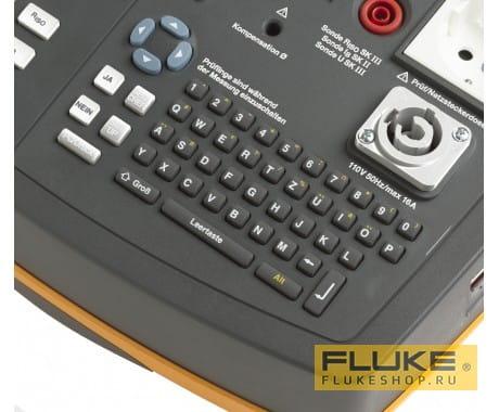 Тестер электроустановок Fluke 6500-2 DE