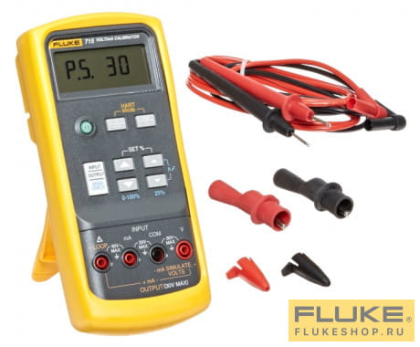 Калибратор петли тока Fluke 715