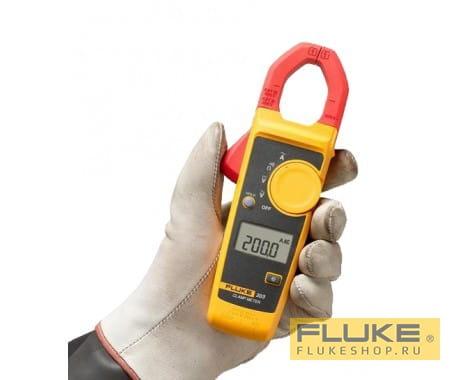 Токоизмерительные клещи с поверкой Fluke 303