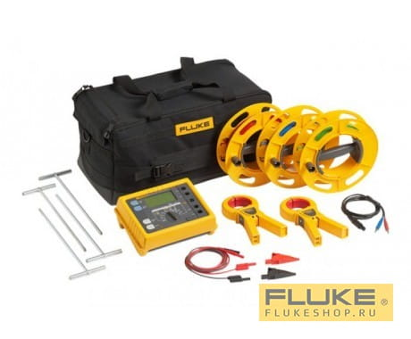 Цифровой мегаомметр Fluke 1623 II Kit