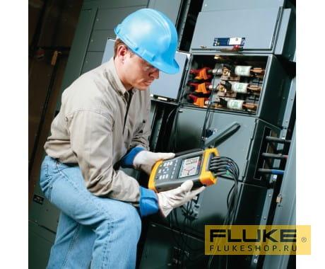 Анализатор энергии Fluke 437 II/Basic