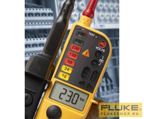 Комплект Fluke 1664 SCH-TPL KIT/D