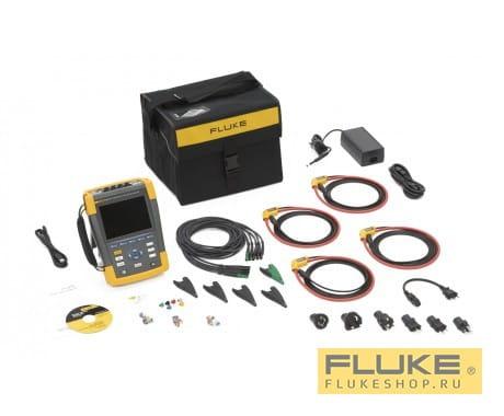 Анализатор энергии Fluke 438 II/INTL