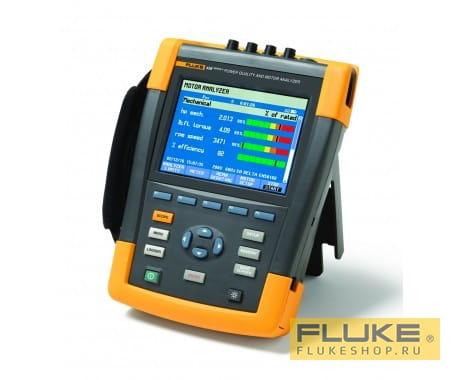 Анализатор энергии Fluke 438 II