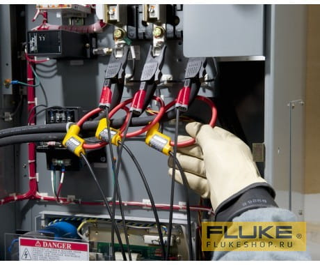 Трехфазный регистратор электроэнергии Fluke 1734/EUS
