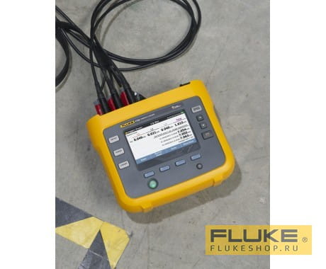 Трехфазный регистратор электроэнергии Fluke 1732/EUS