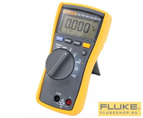 Мультиметр с поверкой Fluke 114