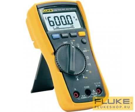 Мультиметр с поверкой Fluke 115