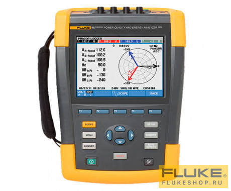 437 II/BASIC 4116719 в фирменном магазине Fluke