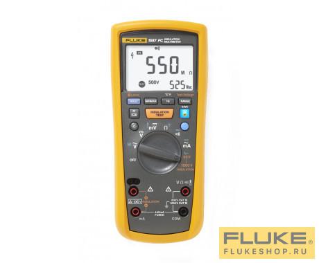 1587 FC 4691215 в фирменном магазине Fluke